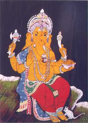 Ganesha - the Elephant Headed God, Art and Mythology
