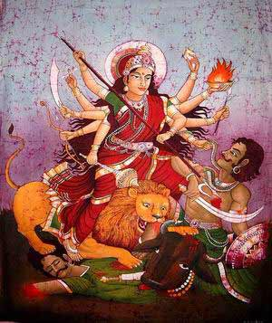 Durga and the Untamability of Nature