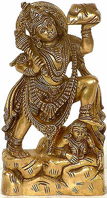 Hanuman - The Remover of Unfavourable Astrological Influences