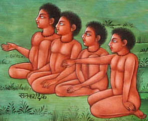 The Sanatkumaras