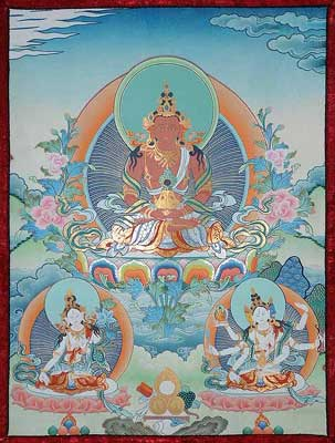 Amitabha: The Buddha who Grants Longevity