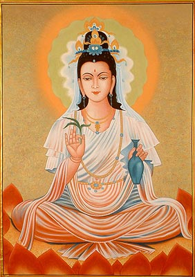 Kuan Yin, The Compassionate Rebel