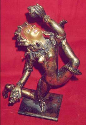 Dance of the Yogini: Images of Aggression in Tantric Buddhism