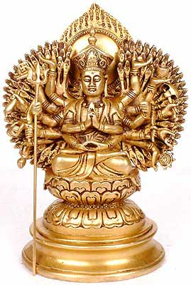 Thousand-Armed Kuan Yin