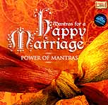 Mantras for a Happy Marriage - Power of Mantras (Audio CD)