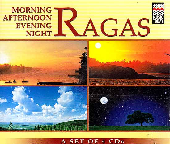 Ragas Morning Afternoon Evening Night Volume 1 A