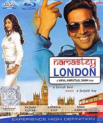 Namastey London: A British Brat Meets a Funjabi Boy (Blu-Ray Disc)