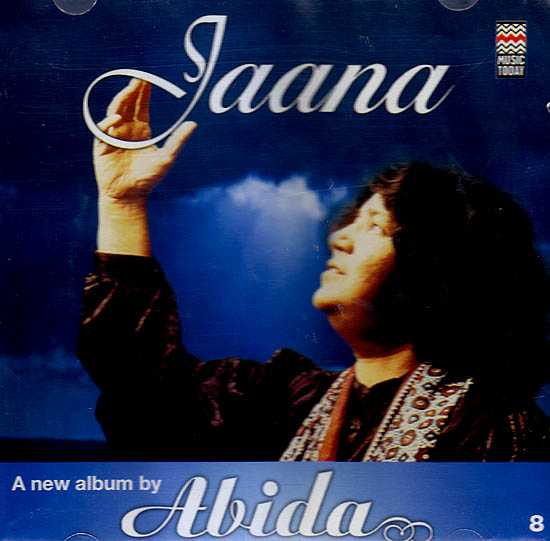 Jaana: A New Album by Abida (Audio CD)