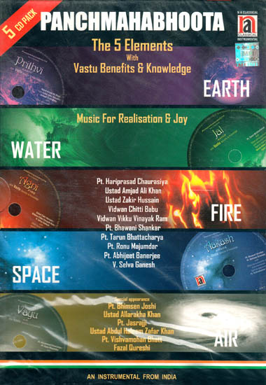 Panchmahabhoota The 5 Elements With Vastu Benefits