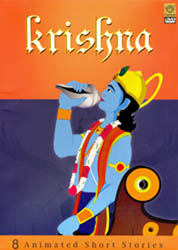 Krishna (8 Animated Short Stories) (DVD)