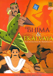 Bhima & Ekalvaya: Short Stories of The Mahabharatha (From The Series Once Upon A Time) (DVD)