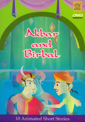 Akbar and Birbal (10 Animated Short Stories) (DVD)