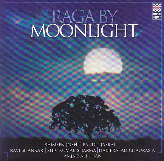 Raga By Moonlight Set Of 2 Audio Cds
