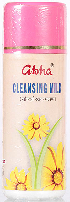 how to use cleansing milk in hindi