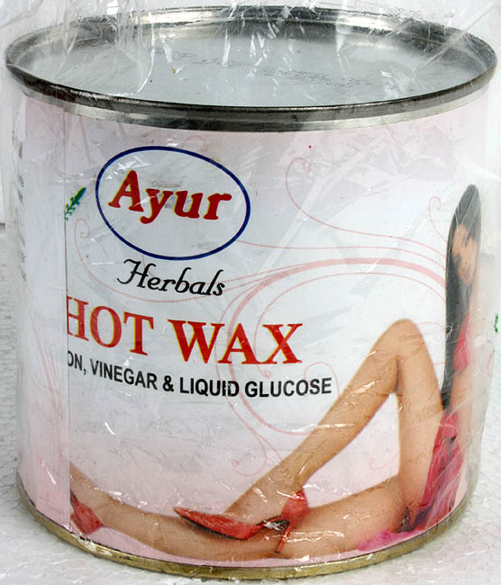 Herbals Hot Wax (Lemon, Vinegar & Liquid Glucose)