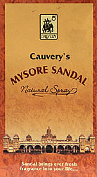 Mysore Sandal (Natural Spray)
