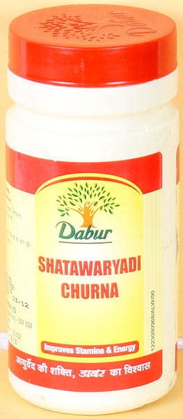 Shatawaryadi Churna - Improves Stamina & Energy