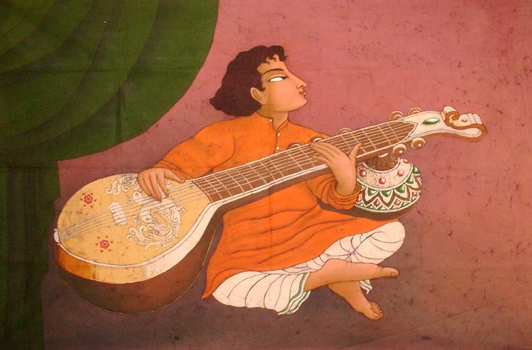 veena Veena the traditional instrument of india is also known as saraswati veena which is a musical instrument of south india veena is a classical instrument basically plucked stringed instrument that is used to accompany carnatic music.