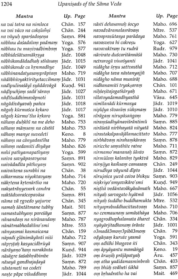 Sanskrit Of The Vedas Vs Modern Sanskrit: One Hundred Eight Vedic Upanisads (Volume 2: Upanisads Of