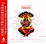 Amruthavarsha (The Shower of Vedic Elixir) (Vol.3) Shlokas on Vishnu (Audio Book) (Transliterated Book and Audio CD)
