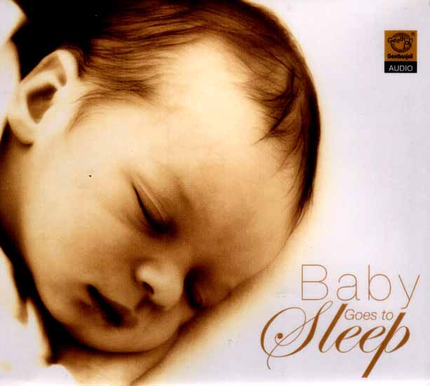 Baby Goes To Sleep (Audio CD)