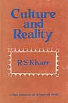 Culture And Reality : Essays on The Hindu System of Managing Foods