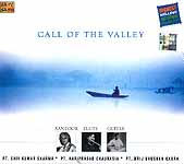 Call of the Valley Santoor Flute Guitar <br> (Audio CD)