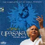 Shiv Upasana The Complete Set of Daily Prayers (MP3 CD)