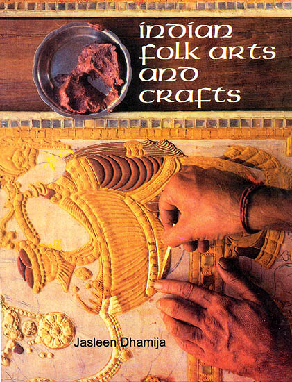 Indian folk arts and crafts for Indian arts and crafts