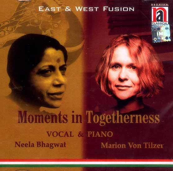 moments in togetherness vocal piano east west fusion audio cd. Black Bedroom Furniture Sets. Home Design Ideas