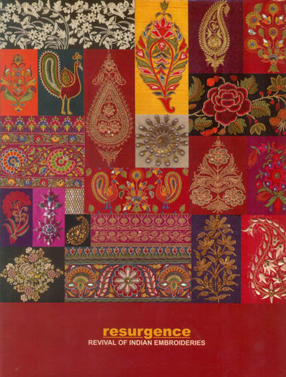 Resurgence Revival Of Indian Embroideries A Classic