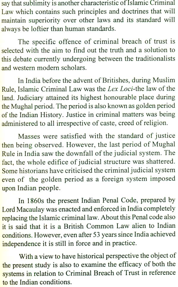 how to study criminal law in india