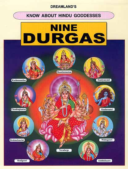 Nine Durgas Know About Hindu Goddesses Series