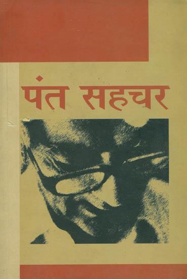 पंत सहचर A Companion To Sumitranandan Pant