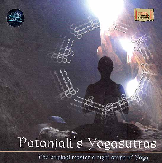 Patanjali's Yogasutras: The Original Master's Eight Steps of Yoga  (Audio CD)