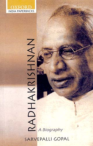 Radhakrishnan A Biography