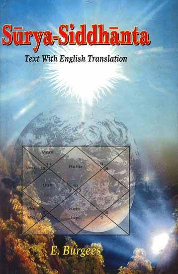 Surya Siddhanta Text with English Translation