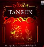 Tansen: 14 Original Compositions of the Legend (Audio CD Volume 1 & 2)