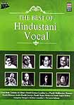 The Best of Hindustani Vocal: Nearly Seven Hours of Music (MP3 CD)