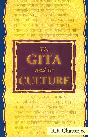 The Gita and its Culture