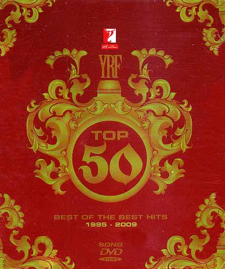 Top 50 Best of the Best Hindi Film Song Hits 1995-2009 (DVD with English Subtitles)