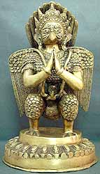 Garuda, the Holy Bird