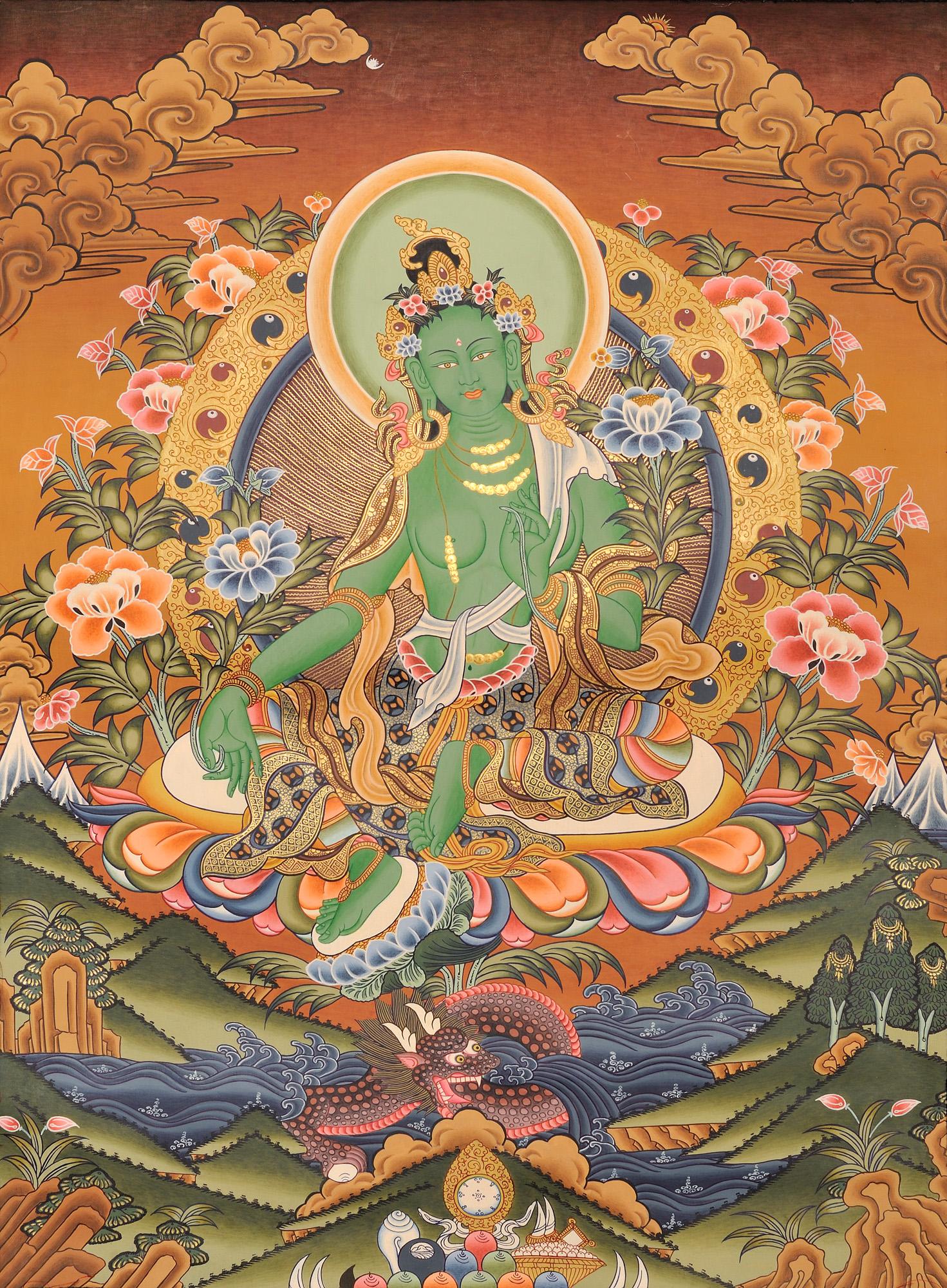 это богема зеленая тара картинки красивые самых популярных них