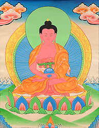 Amitabha - The Buddha of Infinite Light