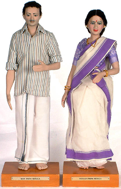 Man And Woman Kerala