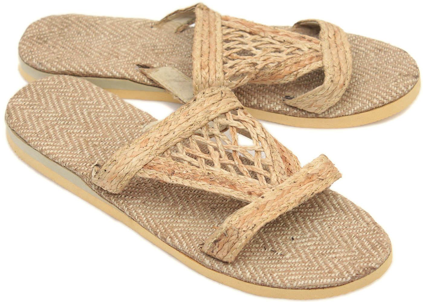 Handmade Jute Sandals