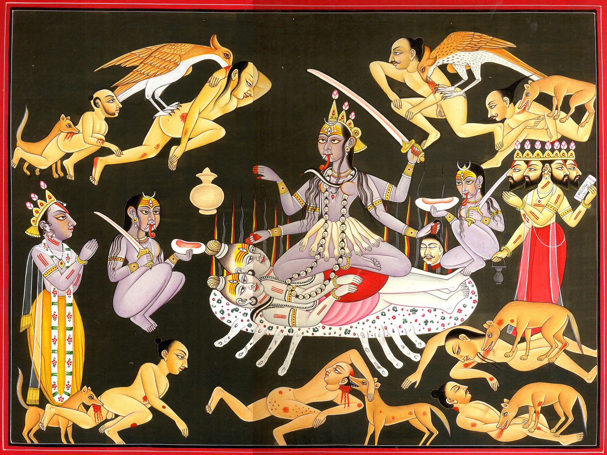 Exotic kama sutra from distant india and asia - 1 part 2