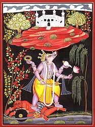 Varaha - Incarnation of Vishnu
