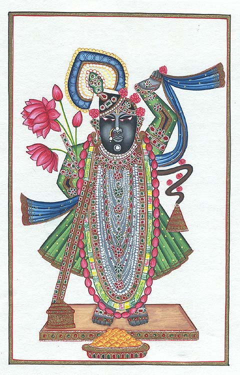 Images Of Srinathji