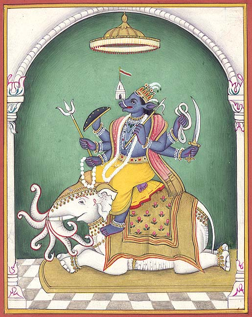 Varaha Avataar of Lord Vishnu
